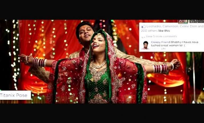 aib s craziest offering ever the honest wedding video