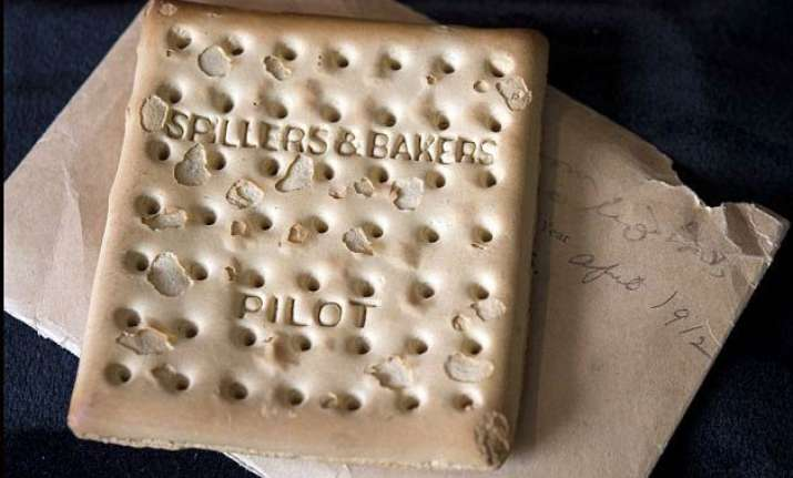 103 year old biscuit from the titanic sold for whopping 23