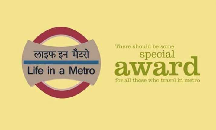 award for the best delhi metro commuter goes to...