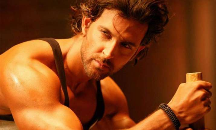 hrithik trolled for blue black/white gold dress but his