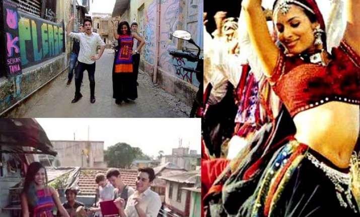 shah rukh khan s chaiyya chaiyya mash up it s time to groove