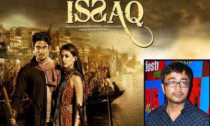 issaq is a masala entertainer manish tiwary