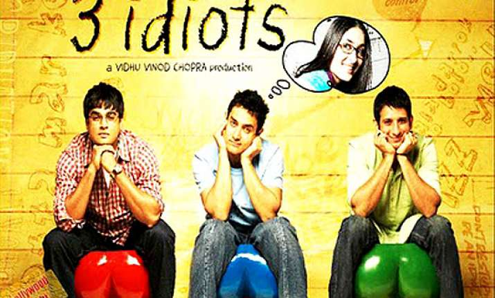Aamir Khans 3 Idiots Nominated For Japan Academy Awards See Pics