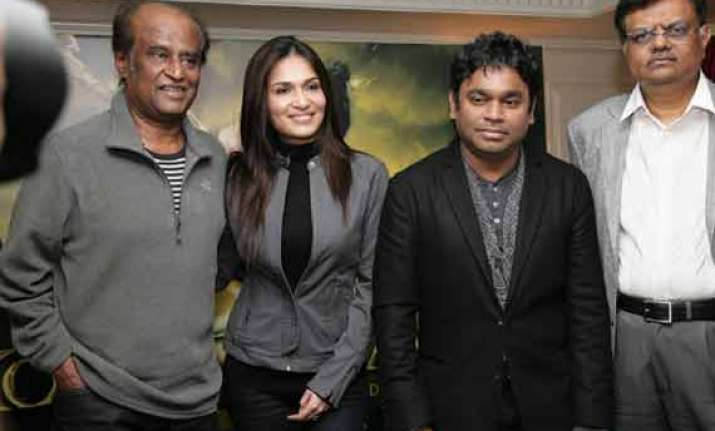 a.r. rahman foresees an industry in motion capture