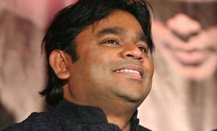 a.r. rahman prefers films with song dance for more longevity