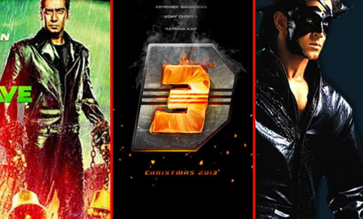 a look at upcoming flicks of 2013