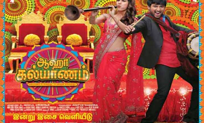 aaha kalyanam movie review a faithful remake sans creativity