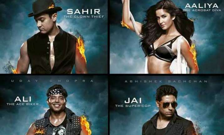aamir katrina abhishek and uday s role revealed in dhoom 3