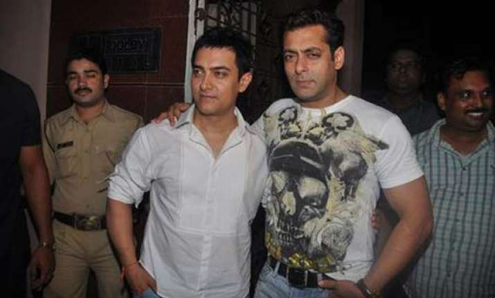 aamir khan didn t invite salman khan to dhoom 3 success