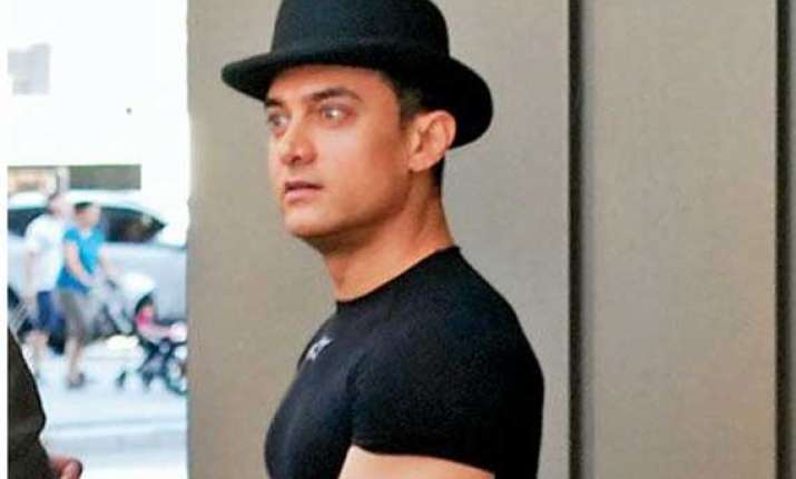 aamir plans a caller tune of dhoom 3