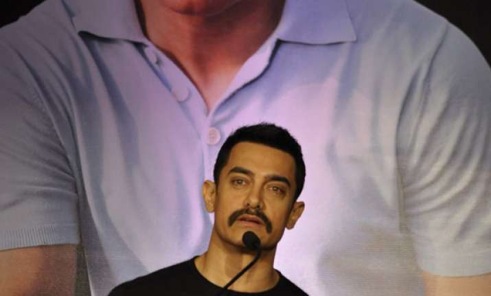 aamir goes for network breakdown