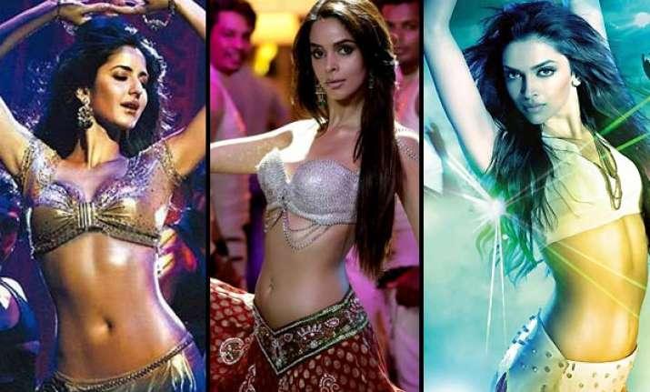 aamir to choose between kat deepika mallika for item song