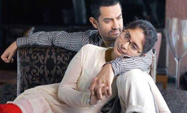 aamir wanted to romance wife kiran onscreen in dhobi ghat