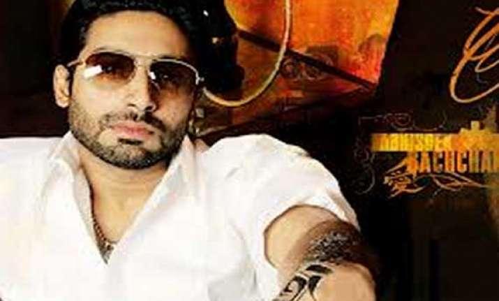 abhishek bachchan to star in meerut junction