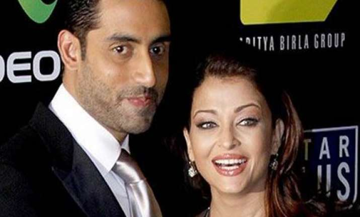 abhishek eager to have ash daughter home