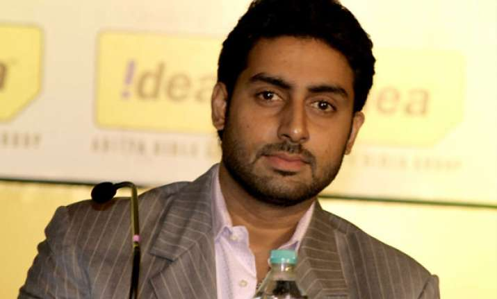 abhishek to star in bhojpuri film