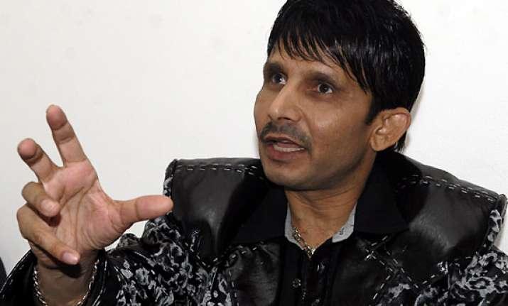 actor kamaal rashid khan booked for defamatory remarks