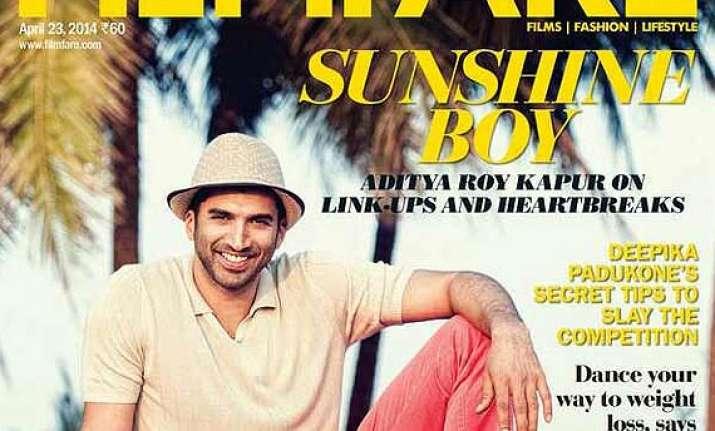 sunshine boy aditya roy kapur raises the temperature as