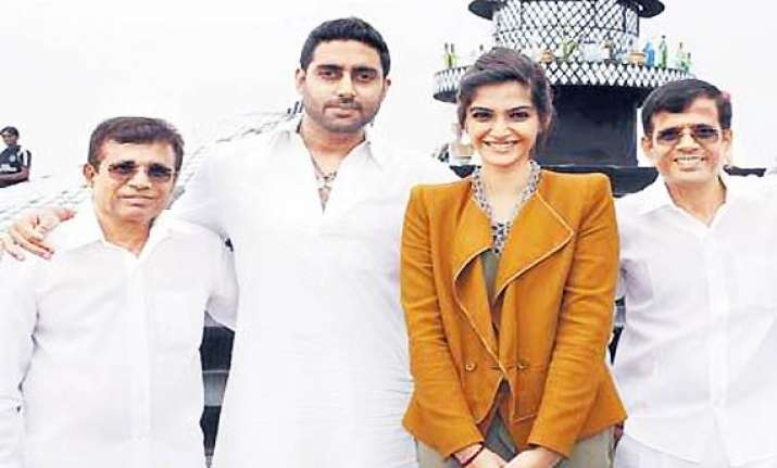 admiration for micheal caine led abhishek to do players