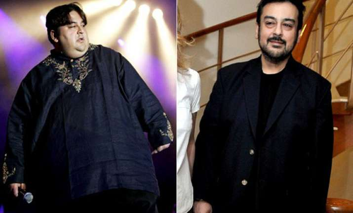 adnan sami to write a book on his journey from obesity to