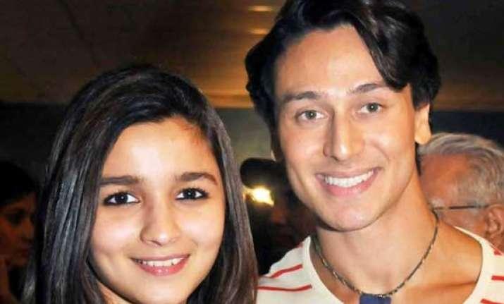 after arjun alia bhatt to romance tiger shroff in