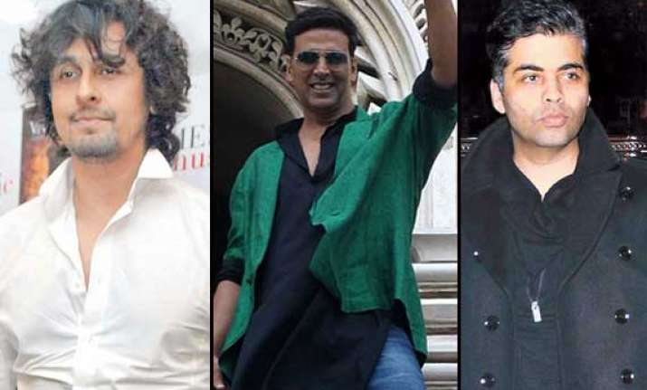 after sonu nigam rgv now akshay kumar receives threat calls