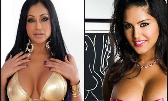 after sunny leone porn star priya anjali rai in big boss 7