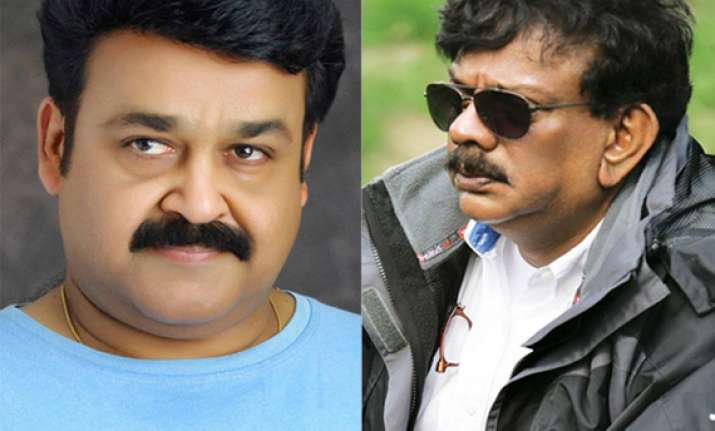 after comedy priyadarshan mohanlal team up for horror
