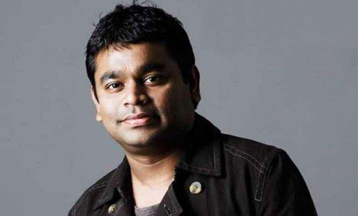 after rockstar rahman composes music for a gautam menon film