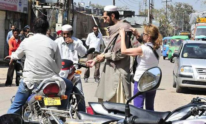 after vhp muslim group objects to osama shooting
