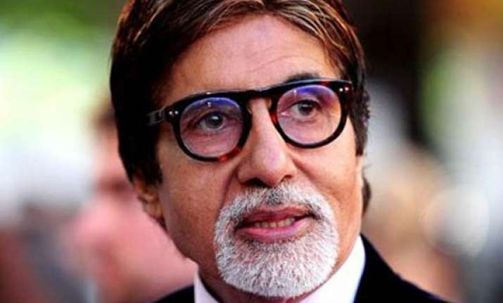 ailing bachchan shows signs of improvement in health