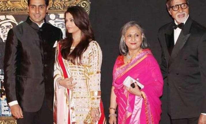 aishwarya jaya spat abhishek aishwarya to leave bachchan