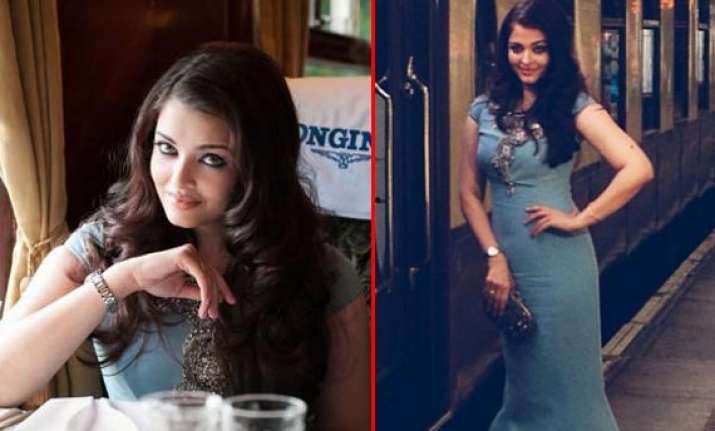aishwarya rai allures at dinner hosted by longiness view