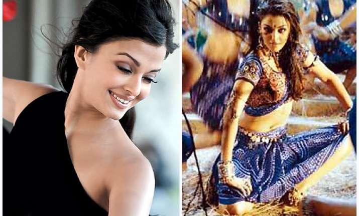 aishwarya rai turns item girl for sanjay leela bansali see