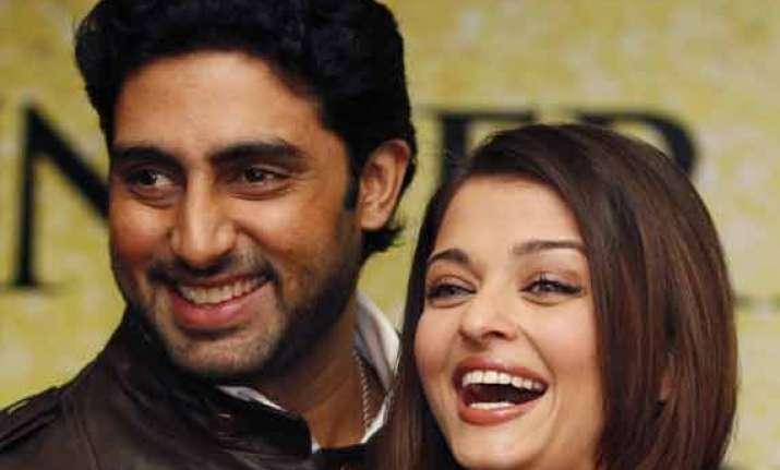 aishwarya plans a surprise birthday bash for hubby abhishek