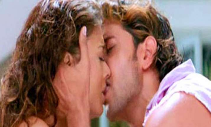 aishwarya talks about her first screen kiss in dhoom2