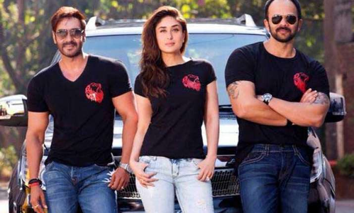 ajay kareena s singham 2 retitled as singham returns