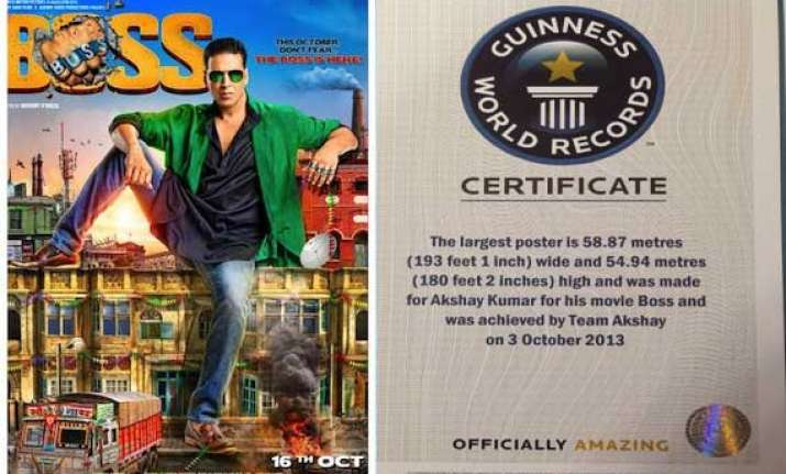 akshay kumar s boss beats michael jackson s guinness world