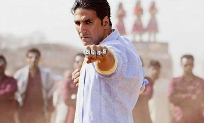 akshay kumar s boss earns 45 crore in five days