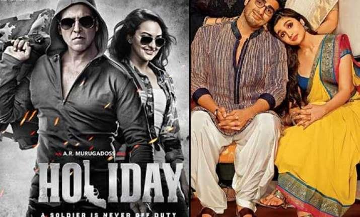 akshay s holiday beats alia arjun s 2 states earns rs 41.32