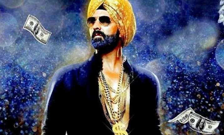 akshay kumar dons pagdi again for singh is bling