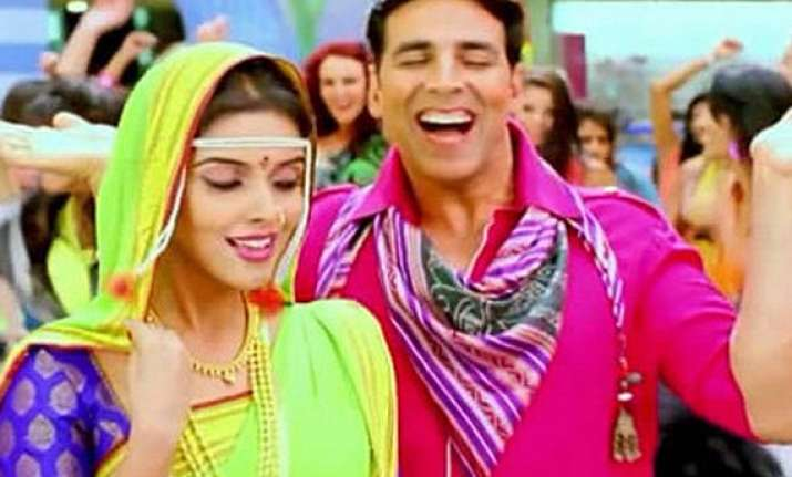 akshay kumar helped me learn marathi for khiladi 786 asin