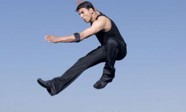 akshay wants to get back into action mode