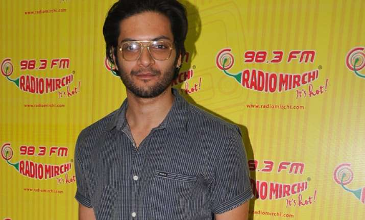 ali fazal s parents didn t watched bobby jasoos