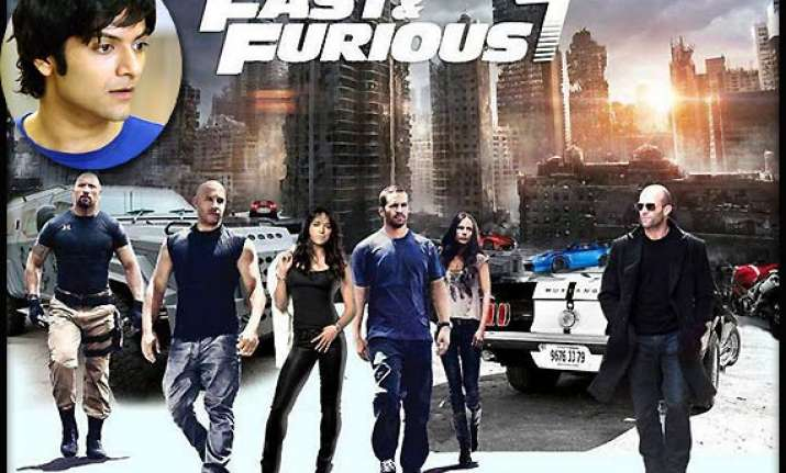 ali fazal of fukrey fame to join fast furious 7 star cast