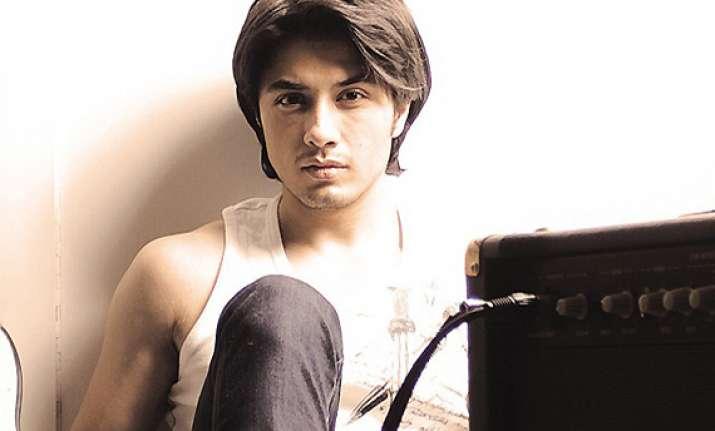 ali zafar busy shooting his third hindi film