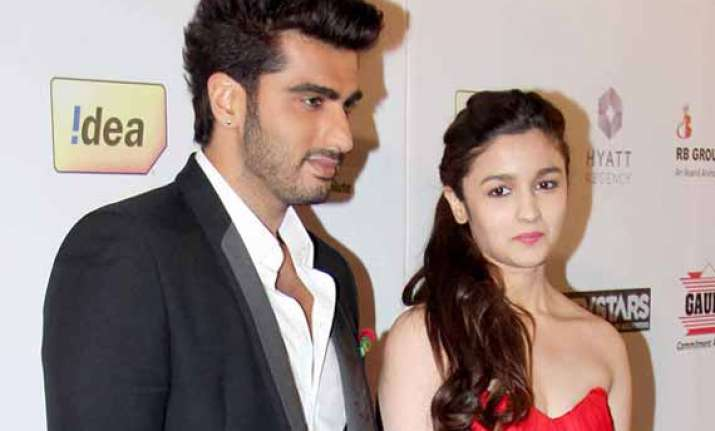 alia bhatt has special place for arjun kapoor in her life