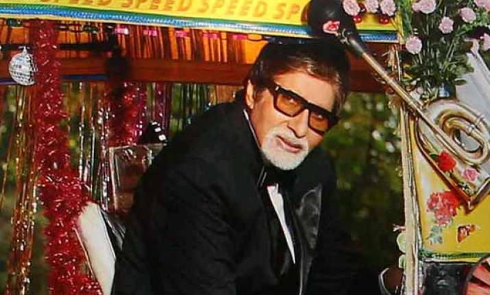 amitabh bachchan in trouble complaint against the superstar