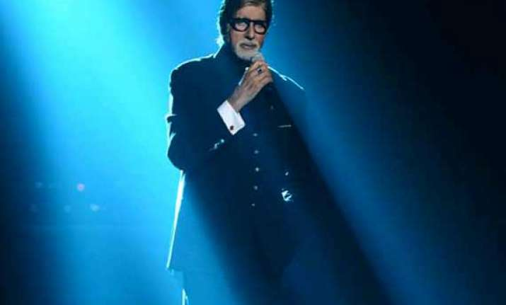 amitabh bachchan to inaugurate indian film festival of