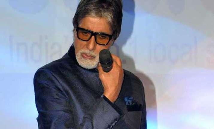 amitabh bachchan hates everything about himself